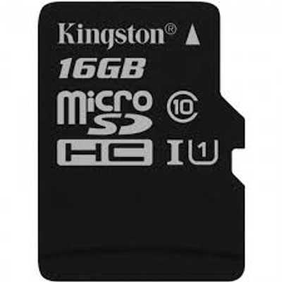 Scheda di Memoria Micro SD 16GB