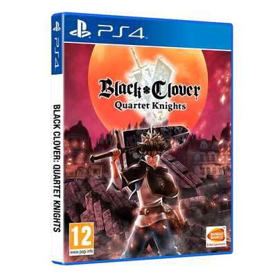 Videogioco PlayStation 4 Quartet Knights