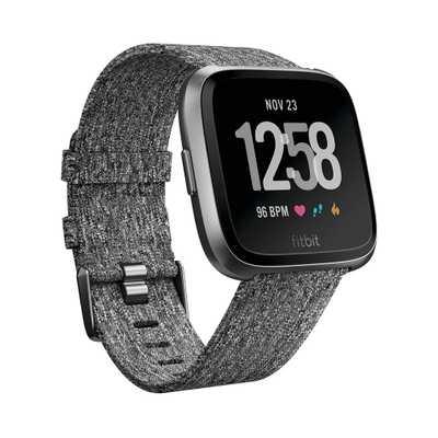 Smartwatch Fitbit Versa grigio