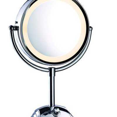 Specchio luminoso circolare BaByliss