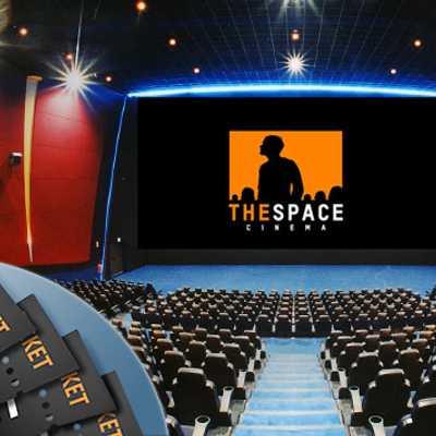Biglietti cinema The Space per film 2D