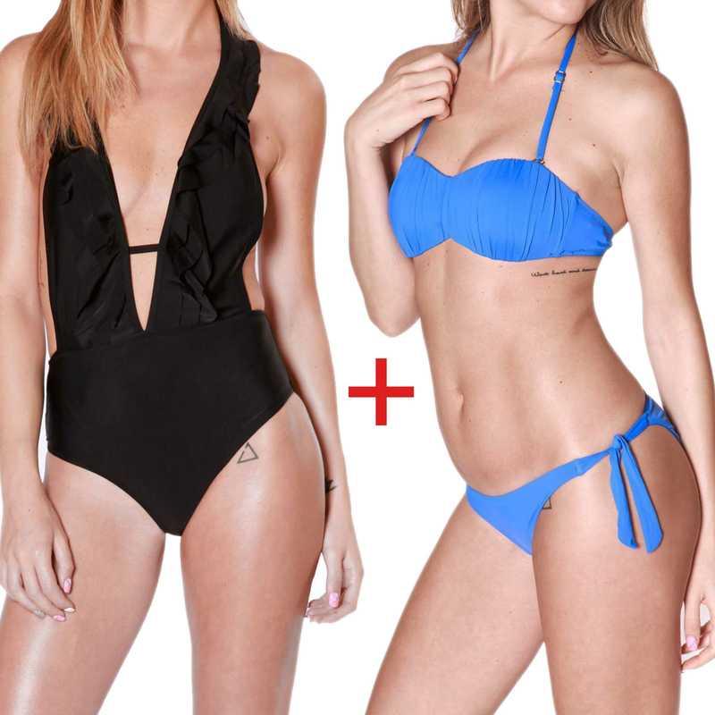 2 costumi da donna bikini