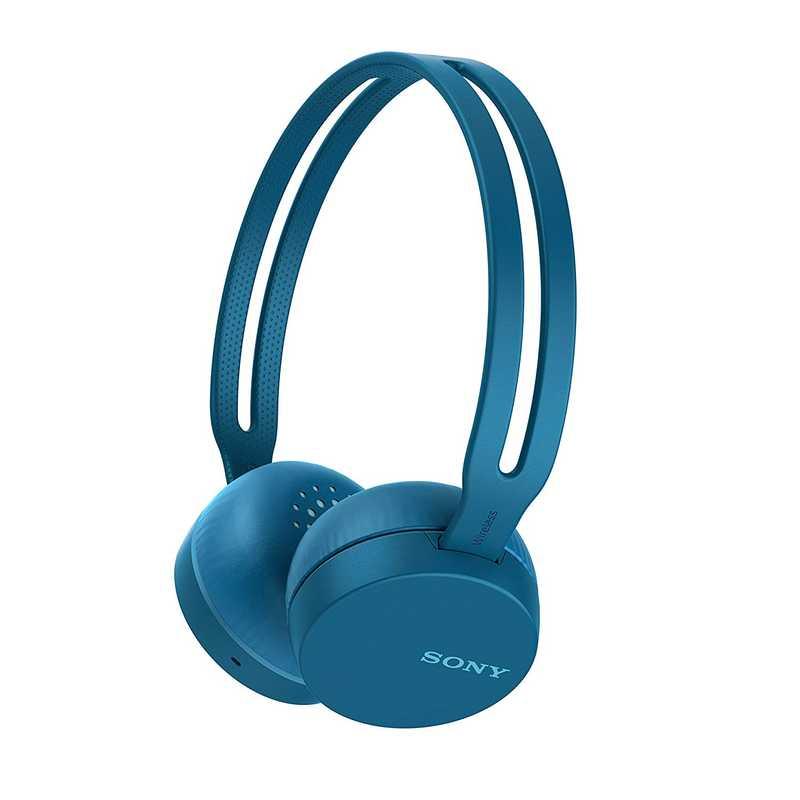Sony WH-CH400L Cuffie Wireless