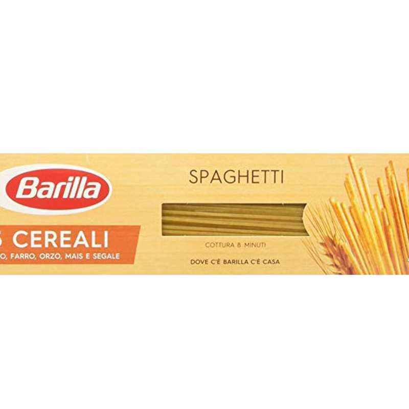 20 pacchi di spaghetti Barilla ai 5 Cereali