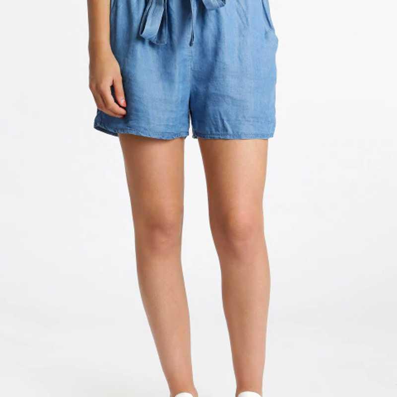 Shorts leggeri di jeans