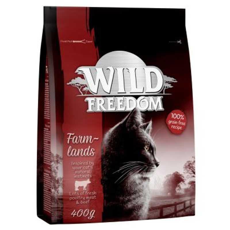 """Cibo per gatti adulti Wild Freedom """"Farmlands"""""""