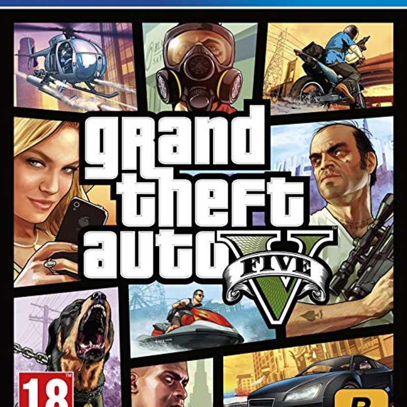 Grand Theft Auto V per PS4