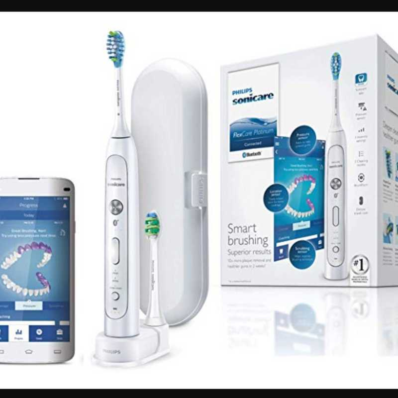 Philips Sonicare HX9192/01 FlexCare Platinum Connected