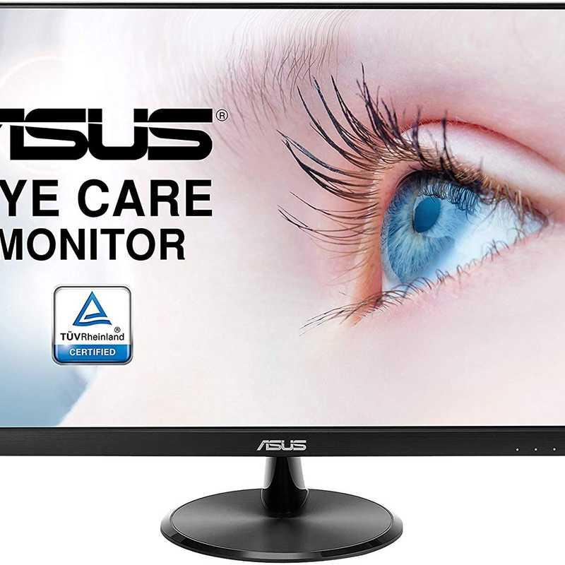 "Monitor 27"" ASUS, Nero"