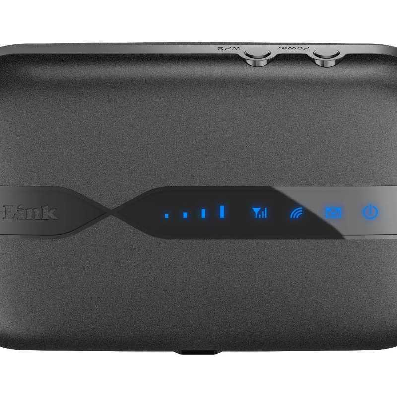 Pocket router D-Link 4G