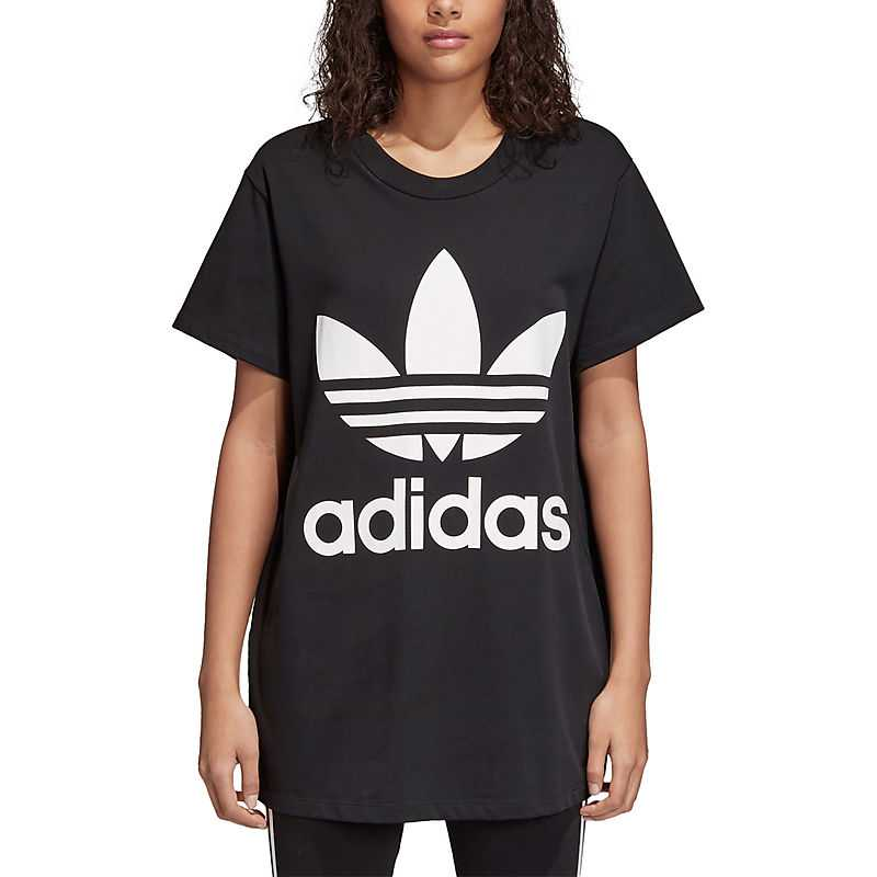 Tshirt donna Adidas Big Trefoil