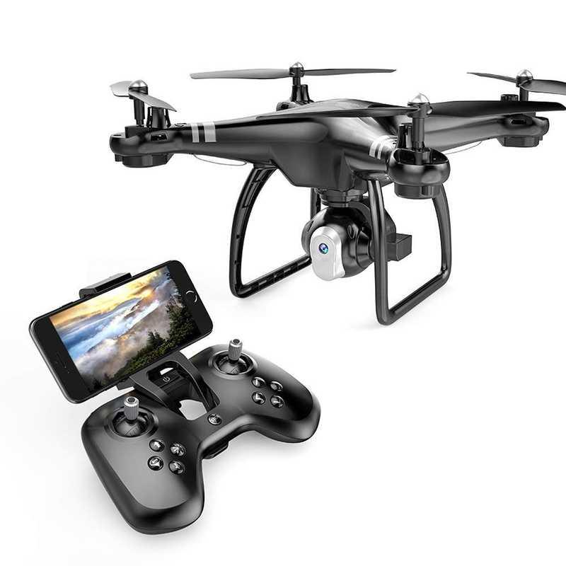 Drone con telecamera Goolsky